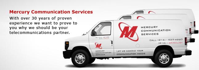 Mercury Communication Service