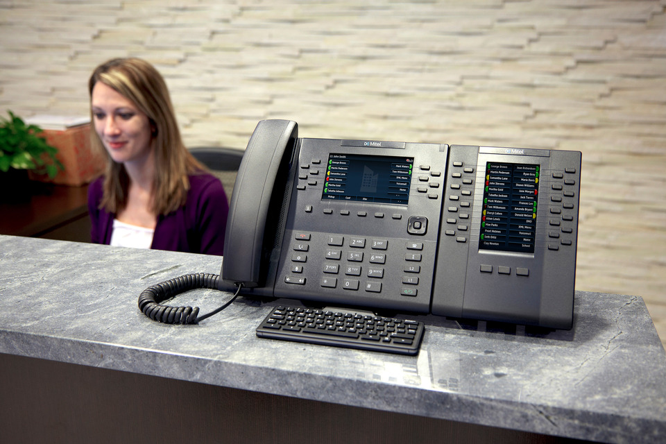 Mitel Office Phone